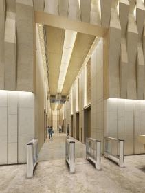 Tower B Lift Lobby